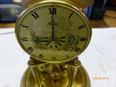 Kundo antique annaversity shelf clock