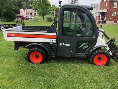 2004 Bobcat Toolcat 5600 - Only 1810 Hours!