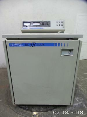 Sorvall RC-5B Plus Refrigerated Floor Centrifuge