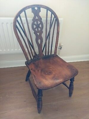 Small Antique Childrens Chair