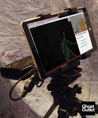 ghost hunting equipment  Kinect camera all needed SOFTWARE for pc.READY TO GO