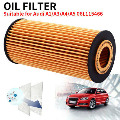 06L115466 Car Parts Fits Multiple Models Auto Oil Filter Car Accessories