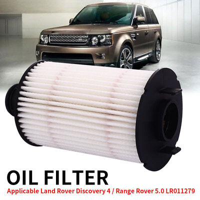 LR011279 Car Parts Fits Multiple Models Car Oil Filter Car Accessories