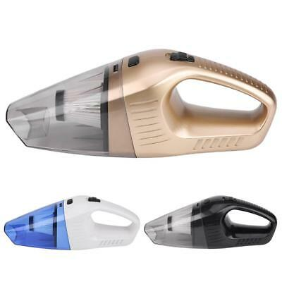 Wireless 12V 120W Car Vacuum Cleaner Portable Handheld Wet Dry Hoover US Plug SM