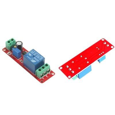NE555 DC 12V Delay Relay shield Timer Switch Adjustable Module 0 To 10 Second YT