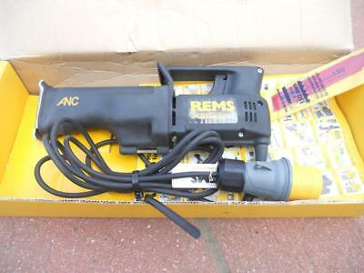 ex-display REMS PANTHER ANC reciprocating saw 110v MINT CONDITION!! LOOK!