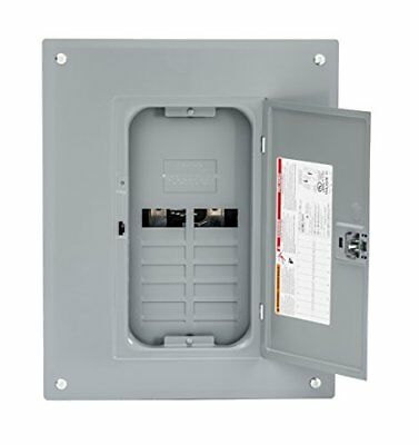 Square D by Schneider Electric HOM1224L125PGC Homeline 125 Amp 12-Space