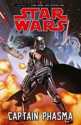 Star Wars: Captain Phasma (Journey To Star Wars: Die Letzten Jedi ) - Softcover