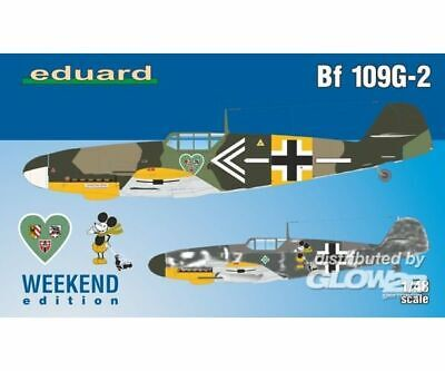 Eduard Plastic Kits 84148 Bf 109G-2 Weekend Edition in 1:48