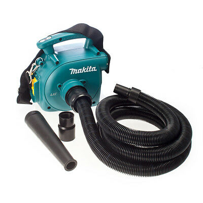Makita BVC350N 18v Li-ion Vacuum / Extractor / Blower (BAG MISSING - BODY ONLY)