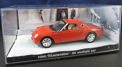 James Bond 007 Collection - 27 Ford Thunderbird - Stirb an einem anderen Tag