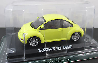 Del Prado - Car Collection 55  Volkswagen New Beetle  1999   1:43
