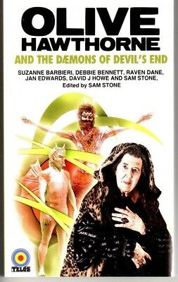 Olive Hawthorne and the Daemons of Devil's End (Paperback, 2017)