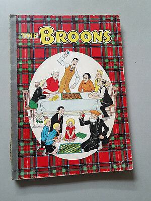 THE BROONS ANNUAL 1957 scarce book