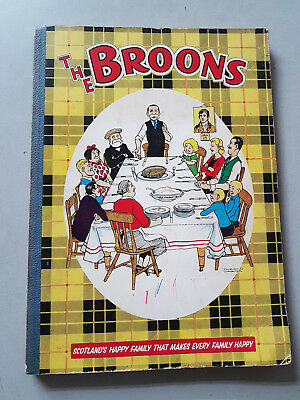THE BROONS ANNUAL 1959 scarce book