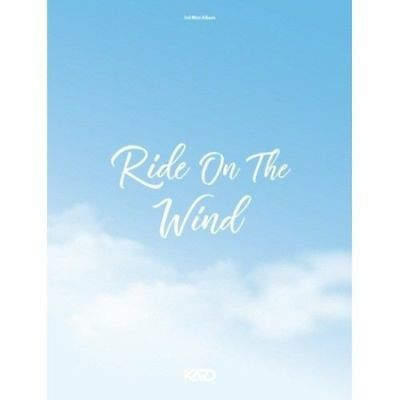 KARD-[Ride On The Wind] 3rd Mini Album CD+Booklet+PhotoCard+Post+Ticket KPOP