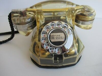 Automatic Electric  Monophone Telephone AE34 Crystal Clear   Working Telephone