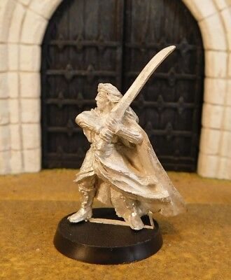 GLORFINDEL - Lord Of The Rings Metal Figure(s)