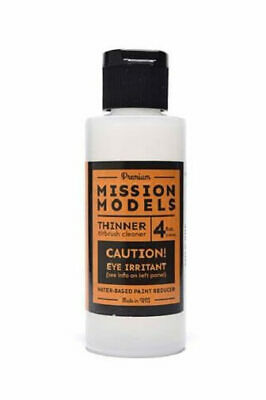 Mission Models Acrylic Thinner/Airbrush Cleaner 4oz MMA003