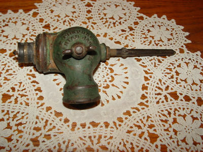 Antique RARE Chicago Flexible Shaft 2 Purpose Lawn Sprinkler dated 1919