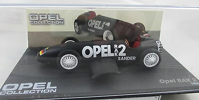 Opel Collection - 25 Opel RAK 2 (1928)  1:43