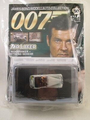 Eaglemoss - James Bond 007 Collection - Ausgabe 50 - MP Lafer   NEU / OVP