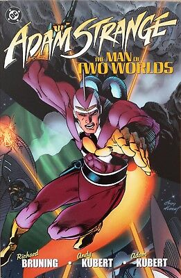 Adam Strange The Man Of Two Worlds (Paperback 2000)