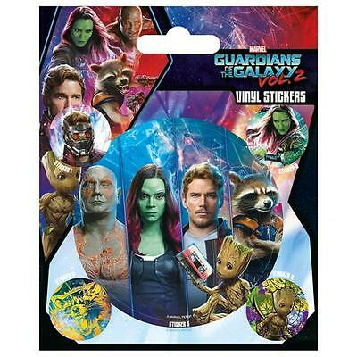 Guardians Of The Galaxy 2 Stickers Groot Fun Gift New Official Licensed Product