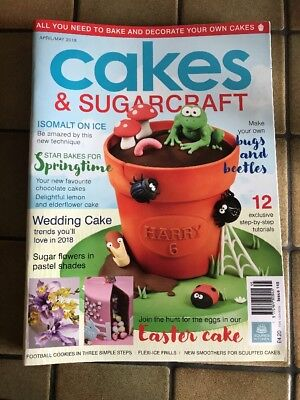 Cake And Sugarcraft Magazine