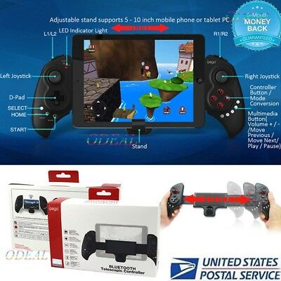Wireless Bluetooth Game Controller Gamepad Joystick for IOS Android Tablet Pad