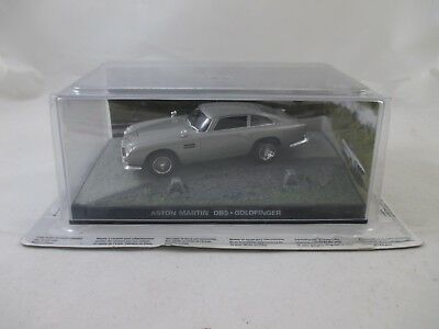 Eaglemoss - James Bond 007 Collection - Ausgabe 1 - Aston Martin DB5      OVP