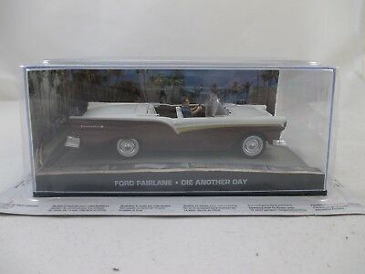 Eaglemoss - James Bond 007 Collection - Ausgabe 47 - Ford Fairlane  OVP
