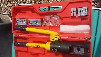 Quick Hydraulic Pliers/Crimpers