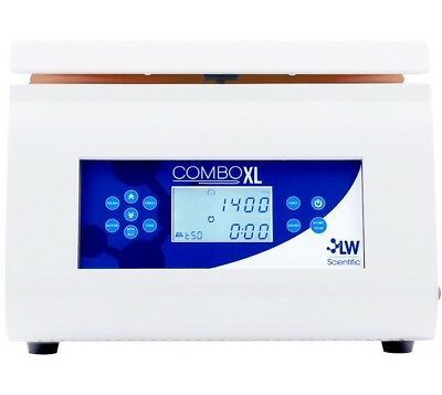 NEW LW Scientific Combo XL Swing Out Digital Centrifuge