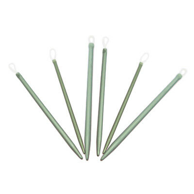 6pcs Aluminium Wool Needles Tapestry Sewing Wool Yarn Cross Stitch Tools