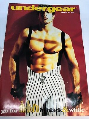 Lot of 4 International Male and Undergear Catalogs1993 & 2000