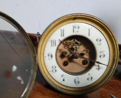 french visible escapement movement for spares
