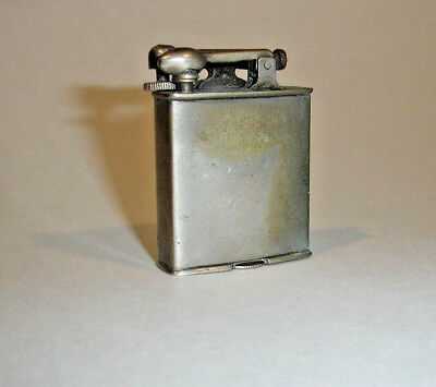 ~ 1920s ~  Nickle Silver Lift Arm FIREFLY Lighter by CLARK Pat# 1594047