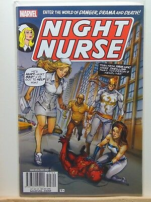 Night Nurse #1 2015 Marvel Comics CB3852