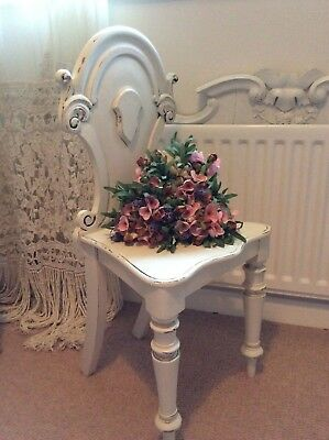 Exquisite Antique French Chateau Rustic / Farmhouse Chair ~ Stunning Carved Wood