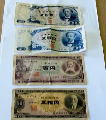Japan 1150 Yen Circulated Take On Vacation!