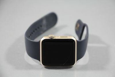 Apple Watch 42mm GOLD Aluminum 7000 Series (1st Generation)