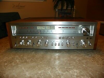 PIONEER SX-1250 RECEIVER- Serviced - MINTY!