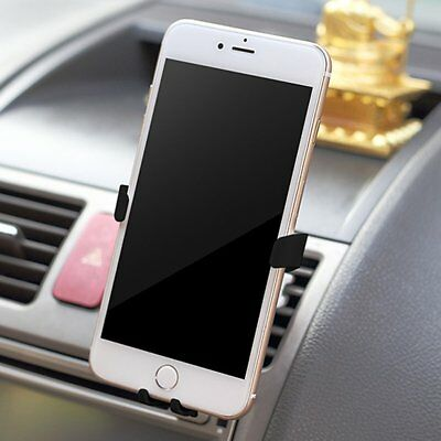 Universal 360° Gravity Car Mount Air Vent Holder Cradle For Cell Phone GPS