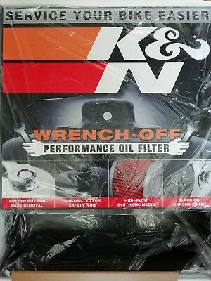 K&N 87-11614 Spender K&N Ölfilter Display Powersports Motorrad