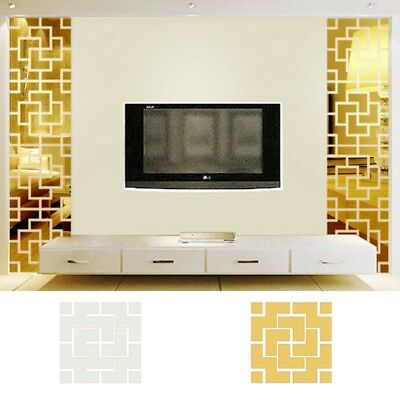 Home Decor Decal Office Living Room DIY Art Mural Decoration Removable Sticker