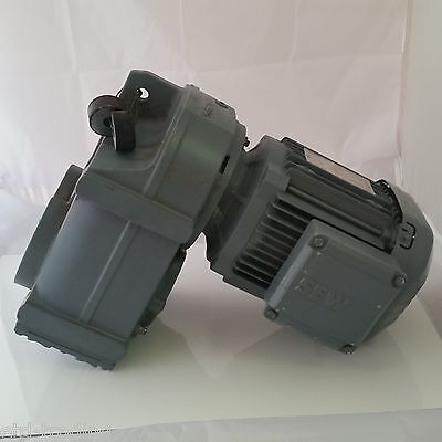 Sew Eurodrive Gearbox Fa57/Gdre90M4 Parallel Shaft Helical 40Mm Bore 28Rpm