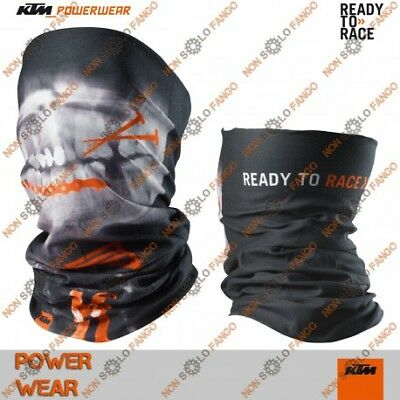 Collare cilindro scaldacollo KTM Power Wear 2019 Radical Allrounder
