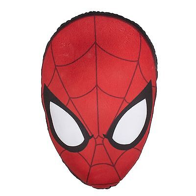 Spiderman Ultimate Thwip Forme de Tete Coussin Officel MARVEL Spider-Man