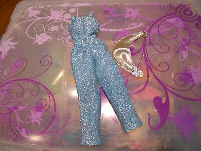 WOW altes seltenes 70er / 80er Jahre CONGOST Barbie Outfit MADE IN SPAIN
